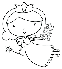 Our dental coloring page will make your child's next visit to the dentist a fun and positive experience! Tooth Coloring Pages Printable Tooth Coloring Fairy Coloring Pages Fairy Coloring Tooth Fairy