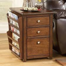 small chairside table. Chairside End Table Small With Drawer