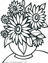 flower coloring pages printable coloring pics of flowers coloring flower pages color pages flowers coloring flower flower coloring pages printable
