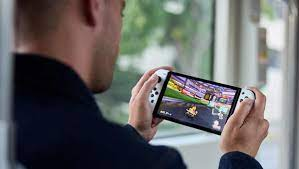 Newly announced Nintendo Switch OLED ...