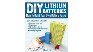 diy lithium batteries
