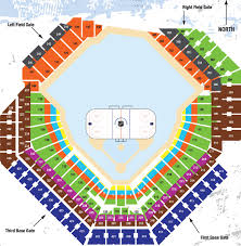 Season Ticket Holders Winter Classic Seating Chart