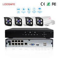 8 Channel H.264 NVR POE HD 720P CCTV IP Cameras Kits, 8CH Home Nvr Poe Hd 720p Cctv Ip Kits,8ch Video