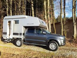 Bimobil Husky 230 Toyota Hilux Overland Vehicle – FOR SALE ...