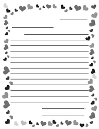 Valentines Day Letter Template Valentines Day Friendly Letter Template By The Literacy Emporium