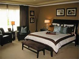 Brown Curtains Ideas: Brown Is The Best Choice For Bedroom