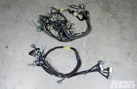rywire breaks down its aftermarket engine harnesses & wiring wiring specialties 2jz at Aftermarket Engine Wiring Harness
