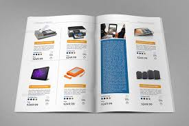 product catalog templates products catalog brochure bundle vol 3