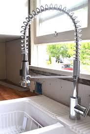 Modern Kitchen Sink Faucets Kitchen Design Enticing Chrome Lowes Kitchen Faucet Design Ideas