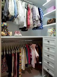girls walk in closet. Original La Closet Design Girls White Walk In S Rend Hgtvcom L