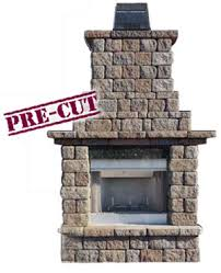 Cambridge - Outdoor Living - Fireplace Kits