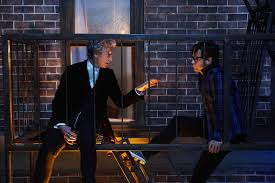 "Doctor Who Christmas special: ""The Return of Doctor Mysterio ..."
