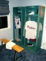 stylish locker for bedroom storage amazing sport stupendous home interior office mudroom jeep garage gym school