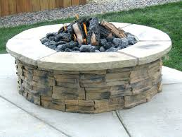 fire pit unique fire pit kits diy d i y granite fire pit kit mcm natural for