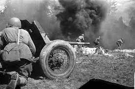 Russian 45mm ATG of WW2