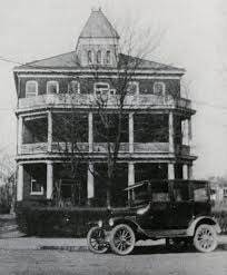 unknown this photograph shows martha jefferson hospital in the early days when it was located on high street near locust avenue in charlottesville