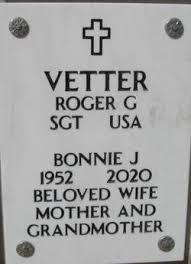 Bonnie Jo Fadness Vetter (1952-2020) - Find A Grave Memorial