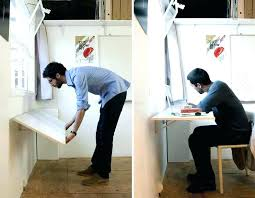 wall desk ideas small wall desk wall folding desk for small place clever ideas fold up