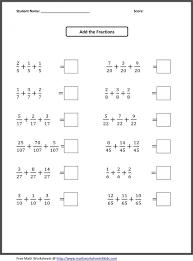 Fourth grade math worksheets basic vision 4 th printable 5 th ...