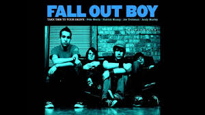 Fall Out Boy There S A Light On In Chicago Fall Out Boy Chicago Is So Two Years Ago Lyrics