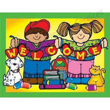 Welcome Apple Kids Chart Dj614018