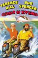 Bud Spencer and Terence Hill appear in Trinity Is Still My Name and Odds and Evens.