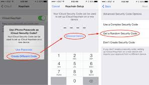 Icloud Security Code How To Protect Your Icloud Keychain From The Nsa Tidbits