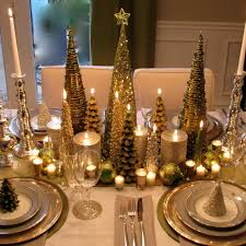 Elegant Christmas Tree Decorating 50 Stunning Christmas Table Settings Christmas Table Settings