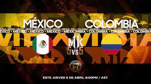 🏆MK11: 5 vs 5 - MEXICO VS COLOMBIA Ft. Iscorpion, Painz, Speedkola,  KaiserlSama, Glichman - YouTube
