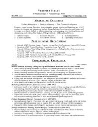 Marketing Resume Mesmerizing Marketing Resume Example