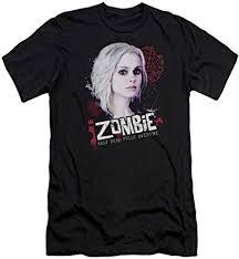 iZombie - Mens Take A <b>Bite Slim</b> Fit T-Shirt, XX-Large, Black ...