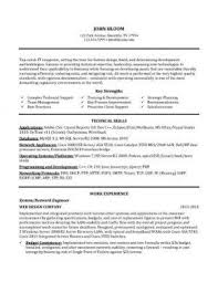 Customer Service Resume Objective Original Technical Support
