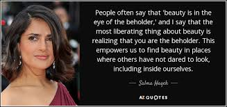 Beauty Is In The Eye Of The Beholder Quote Origin Best Of TOP 24 BEAUTY IS IN THE EYE OF THE BEHOLDER QUOTES AZ Quotes
