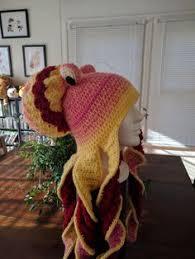 Crochet Octopus Hat Pattern Mesmerizing Crochet Octopus Hat Hats Pinte