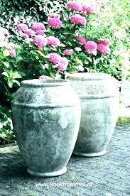 big garden pots large outdoor plant planters nz