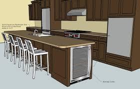 Sketchup Kitchen Design Classy Sketchup Kitchen Design Kitchenamerikatk