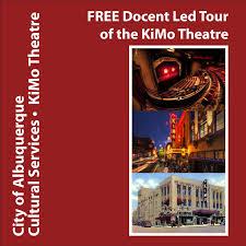 Kimo Theatre Free Guided Tour Of The Historic Kimo Theatre