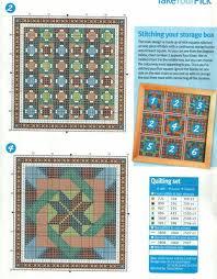 85 best Cross Stitch Quilting images on Pinterest | Punto croce ... & Gallery.ru / Фото #97 - 164 Quilts Cross Stitch - joobee Adamdwight.com