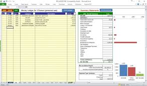 Bookeeping Ledger Free Bookkeeping Ledger For Personal Use Download