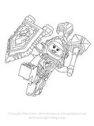 Small Picture coloring page Lego Nexo Knights Jestro Coloring pages