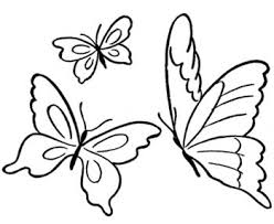 Free Printable Butterfly Cutouts, Download Free Clip Art, Free Clip ...