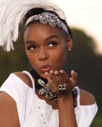 i m going to see janelle monae in december what should i wear