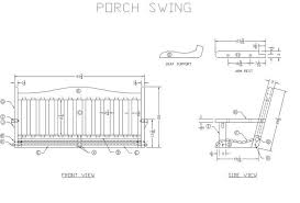 Small Picture Hanging Porch Swing Plans Interesting Ideas for Home