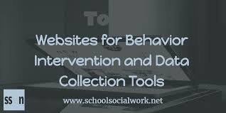 Top 5 Websites For Behavioral Intervention And Data