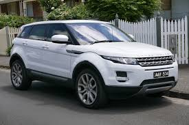 range rover land rover. range rover evoque[edit] land d