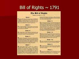 bill of rights ppt ppt bill of rights 1791 powerpoint presentation id 5393318