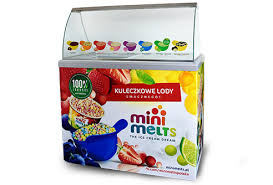 Mini Melts Vending Machine Impressive Partnership Mini Melts Ireland