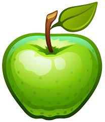 green apple slices png. green apple clipart slices png