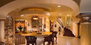 interior mediterranean custom home houston