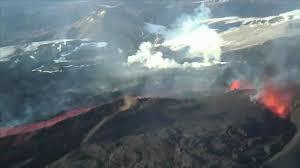 Der kleine inselstaat island hat erfahrung mit vulkanausbrüchen. Vulkanausbruch In Island Aschewolke Zieht Nach Deutschland Esa Animation Youtube